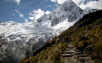 Viaje de leyenda a la Cordillera Blanca (Perú)