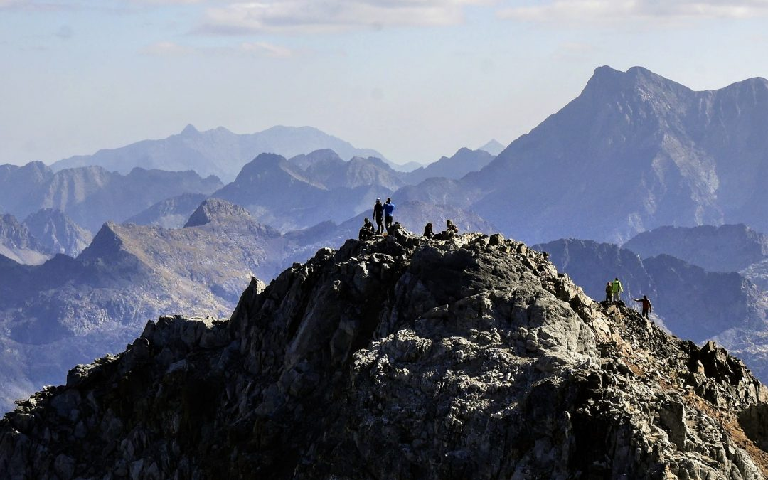¿Cuántos tresmiles hay en el Pirineo?